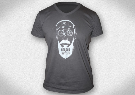 Beards & Bicycles Shirt